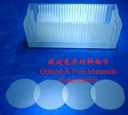 Лист A-to-Sapphire Epitaxy-монолитный лист сапфира-сапфировый субстрат-2 дюйма-другие спецификации можно подгонять