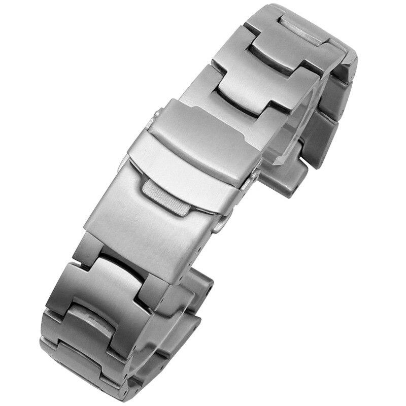 Pulso de Aço Inoxidável Para O Relógio