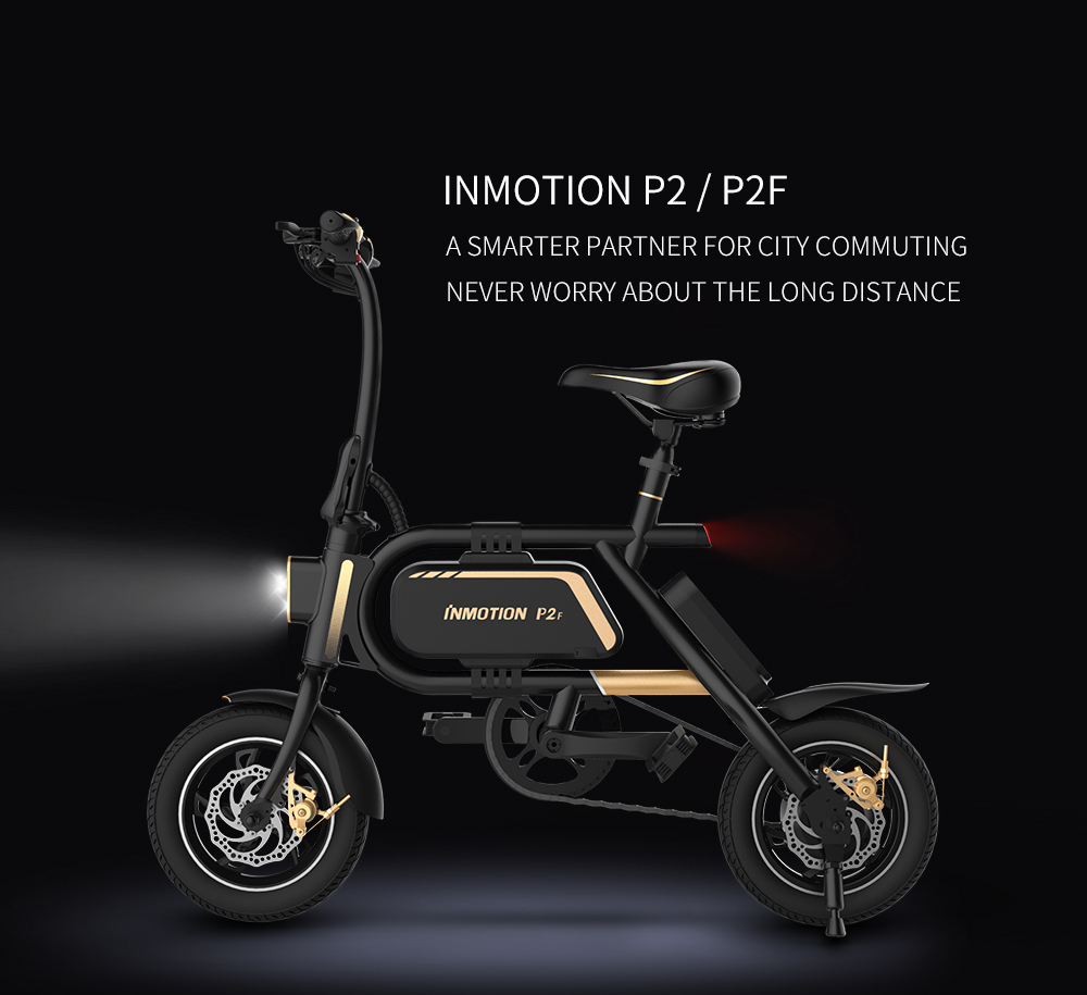 HTB1JlAvKf9TBuNjy1zbq6xpepXac - INMOTION P2F EBIKE Folding Bike Mini Bicycle Electric Scooter Lithium-ion Battery 350W CE RoHS FCC