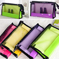 Cosmetic Case Bag Organizer Large Capacity Portable Women Makeup Cosmetic Storage Travel Toilet Bags OR640811