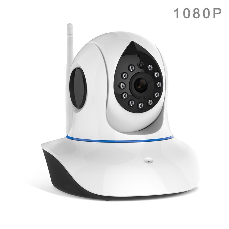 Kablosuz Kapalı 1080 P Full HD PT WIFI IP Kamera ile ONVIF 2.4 - Güvenlik ve Koruma - Fotoğraf 1