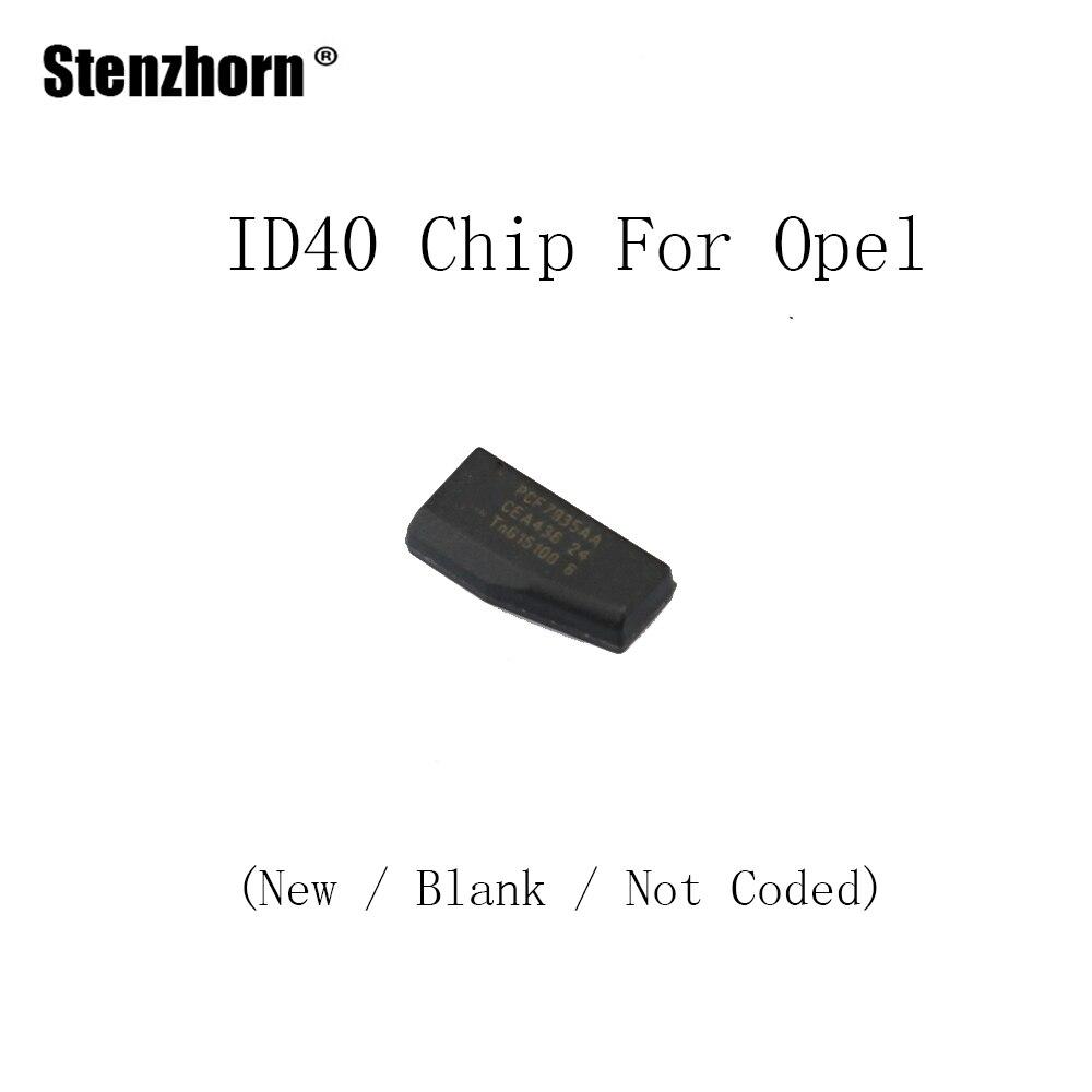 где купить Stenzhorn ID40 Transponder Chip For Vauxhall Opel Astra Vectra Zafira (New / Blank / Not Coded) по лучшей цене