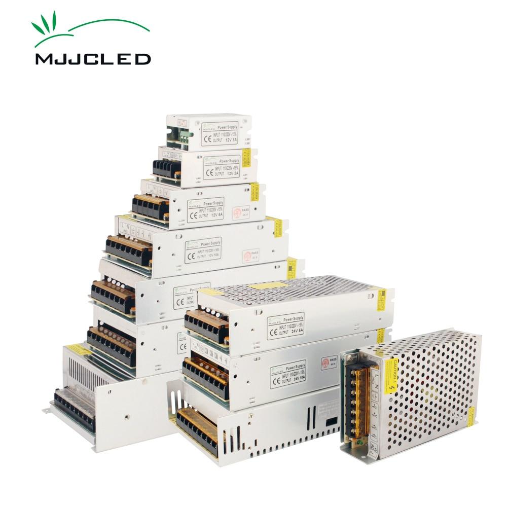 Led Driver 12v 18w 100w 28w 48w 72w Power Supply 12 Volt Adapter Ac 24v05a Regulated Circuit Powersupplycircuit 24v 5a 10a 20a 24 Transformer 220v