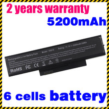 JIGU laptop battery ESS-SA-SSF-O3 for Fujitsu for Amilo La1703 ESPRIMO Mobile V5515 V5535 V6555 V6555 V6515 V5555