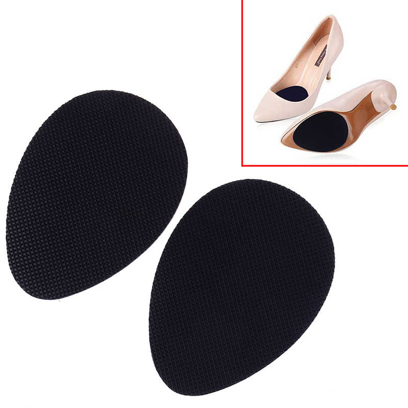 Anti - Slip Self - Adhesive รองเท้า Cushion รองเท้าส้นสูง Insoles Protector ยางรองเท้า Pads Inserts Forefoot รองเท้าส้นสูงสติกเกอร์