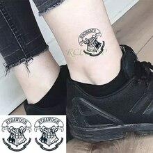 Wyprzedaż Harry Potter Tattoos Kupuj W Niskich Cenach