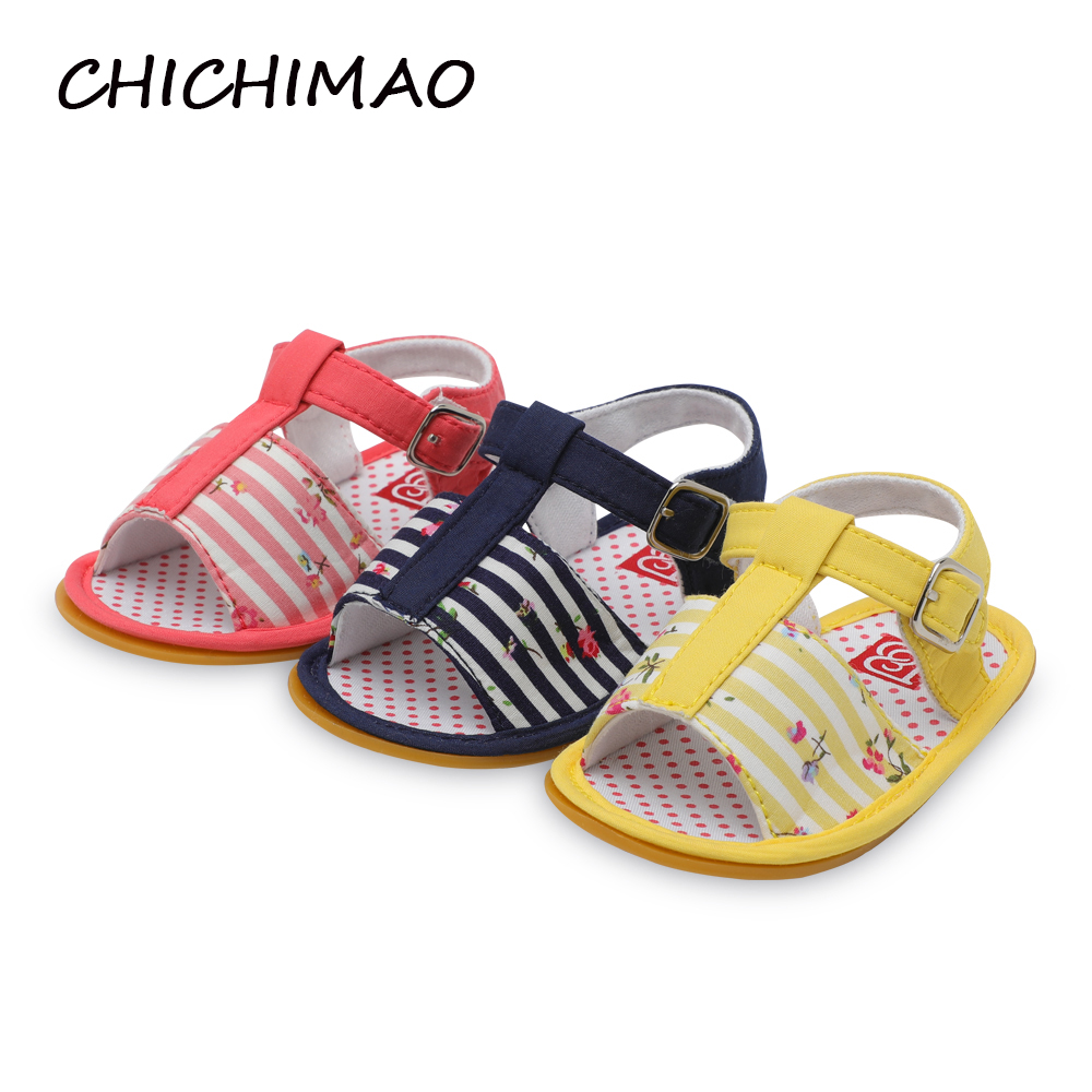 Sweet Candy Newborn Baby Shoes Footwear Infant Toddler First Walkers Summer Girls Princess Dress Shoe with Oxford Bottom 0-18 M