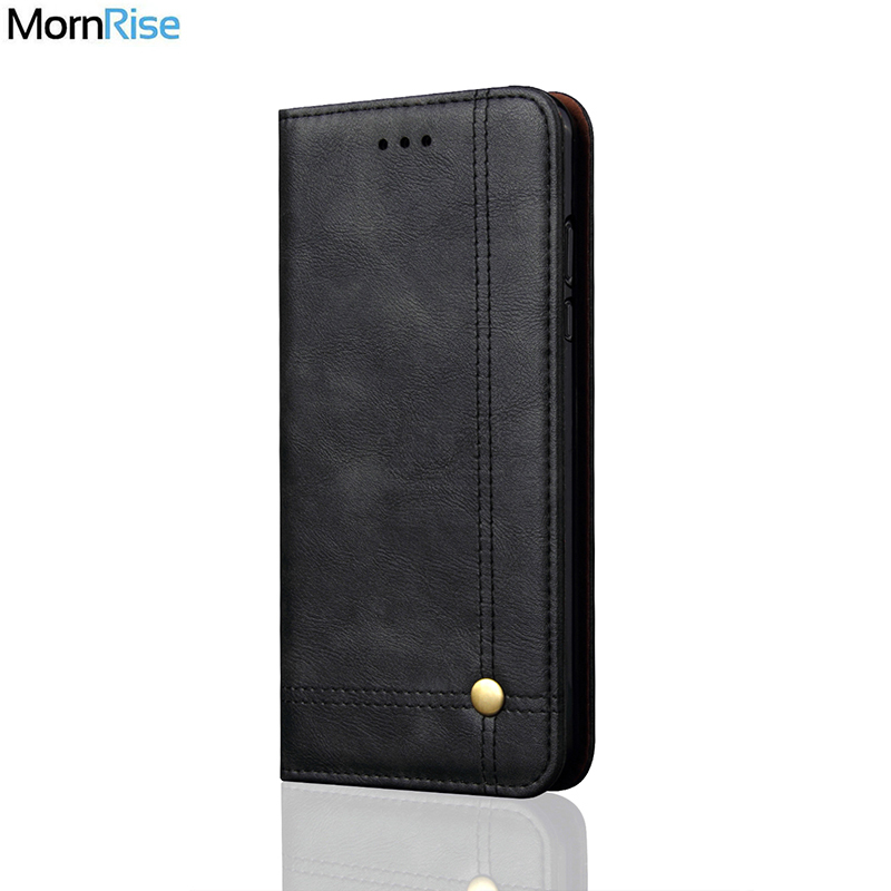 New Vintage Leather Cover For XiaoMI MI A2 lite MIA2 Wallet Luxury Card Pocket Stand Magnet Book Cover Casual Phone CasesNew Vintage Leather Cover For XiaoMI MI A2 lite MIA2 Wallet Luxury Card Pocket Stand Magnet Book Cover Casual Phone Cases