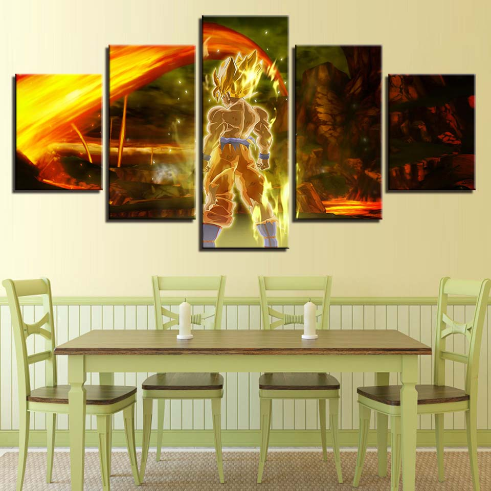 Modular Wall Art Poster Canvas HD - Beauty Essentials Directory ...