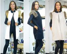 High Quality Natural Fur Collar Winter Coat Women Warm Parkas Wool Patchwork Jacket Plus Size Parkas for Women Winter