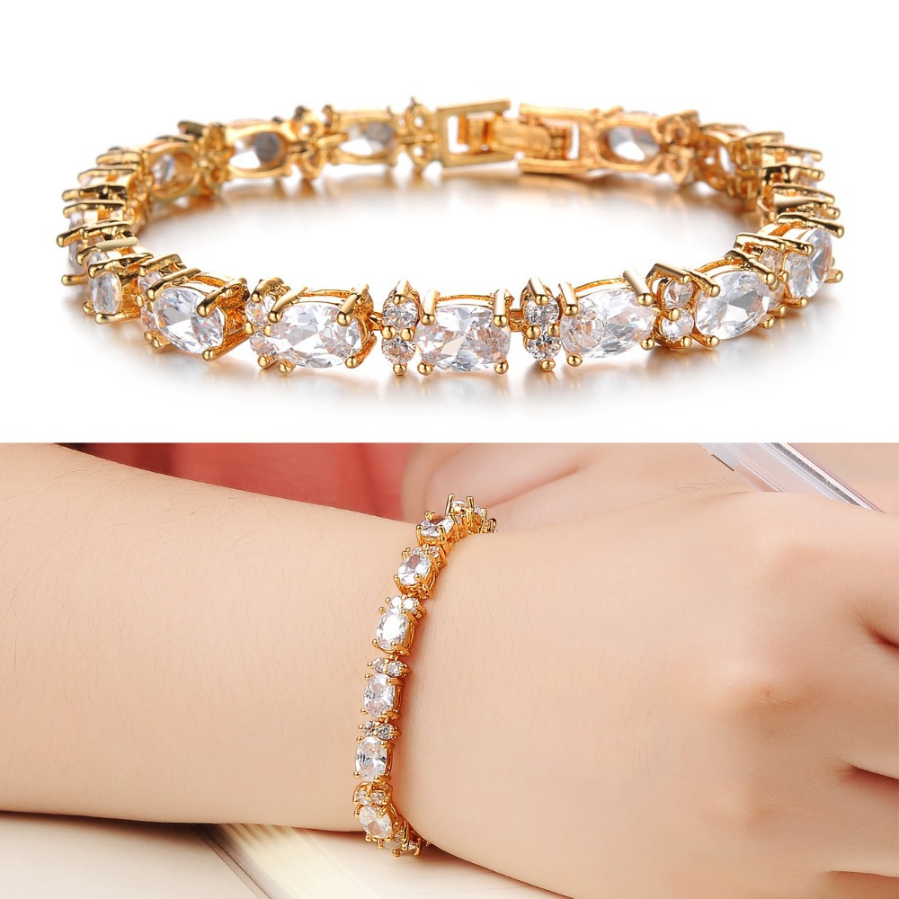 rose cm gold plated folli essentials follie hires fashionably silver en bracelet
