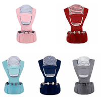 Multifunctional Baby Hold Waist Baby Carrier Hipseat Belt Kids Infant Hip Seat Double Shoulder Baby Carrier