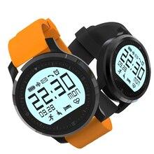 Smart Watch F68 Armbanduhr Smartwatch IP67 Wasserdicht Pulsmesser Schrittzähler Colck Uhren Freies Verschiffen