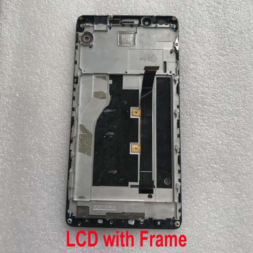 Image 3 - 100% Warranty Working LCD Display Touch Panel Screen Digitizer Assembly Sensor For ZTE Nubia Z11 Max NX523J NX535J Phone Parts-in Mobile Phone LCD Screens from Cellphones & Telecommunications