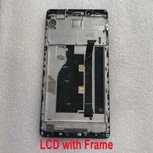 Image 3 - 100% garantie de fonctionnement LCD écran tactile écran numériseur assemblée capteur pour ZTE Nubia Z11 Max NX523J NX535J pièces de téléphone
