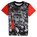 Classic Style 3D T Shirt Star Jordan Last Shot Cool Print Short Sleeve T Shirt Hip Hop Streetwear Tops Casual Tees Sweat Tops
