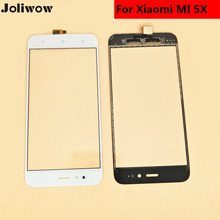 For Xiaomi MI 5X MI5X Touch Screen Glass Digitizer Sensor Touchpad Replacement Front Glass Touch Panel Touch Sensor стоимость