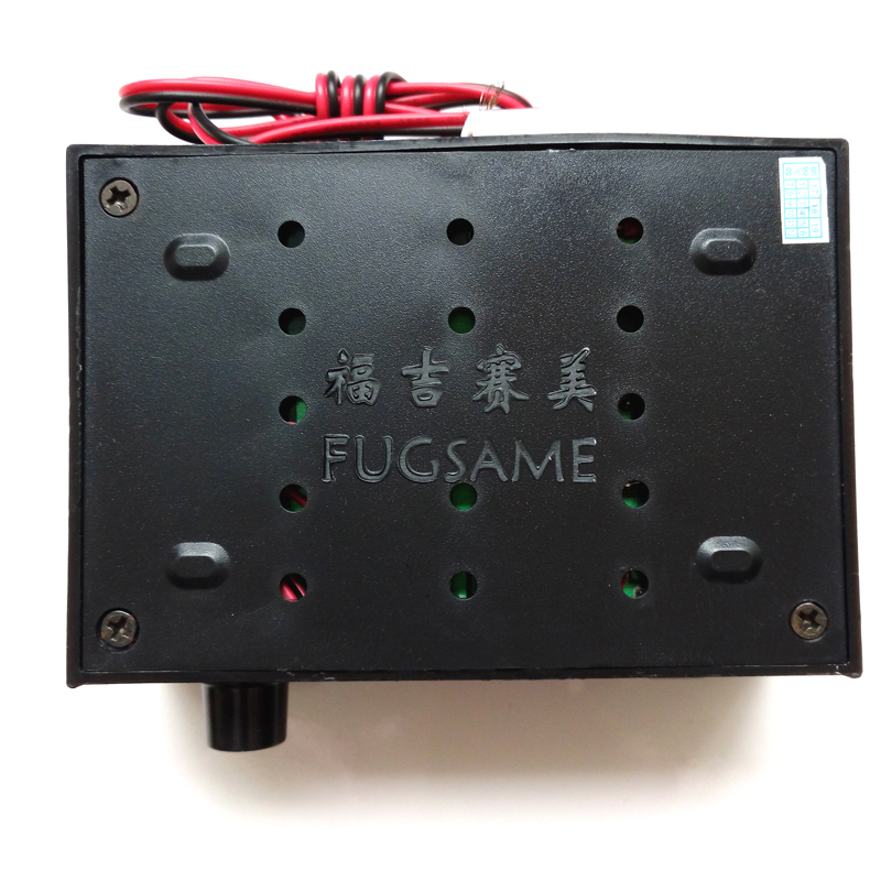 Купить с кэшбэком Type R 12V 55W Multi-Function Adjustable Warning Strobe PS704-2 U Tube Flashing Lights with Retail Package Free Shipping