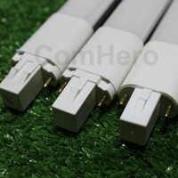 Lampada led g23 lámpara led Bombilla 4W 6w 8W 10W 220V 220V 230V 240V 110V 120V 2pin Base LED pl cálido blanco Natural blanco