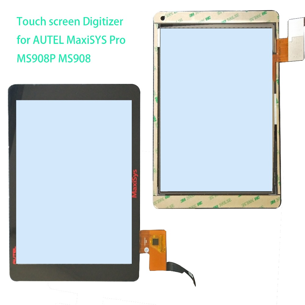 For  P/N WGJ97134-V1 F-WGJ97145-V2 F-WGJ97145-V1A DT0097111 FPC V01 For AUTEL Ms908 Touch Screen