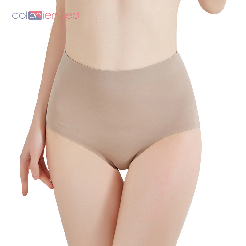 COLORIENTED Wholesale Control Pant Slimming Underwear Shapewear Super Elastic Ultra-Thin High Waist Butt Lifter Panty Hip Shaper