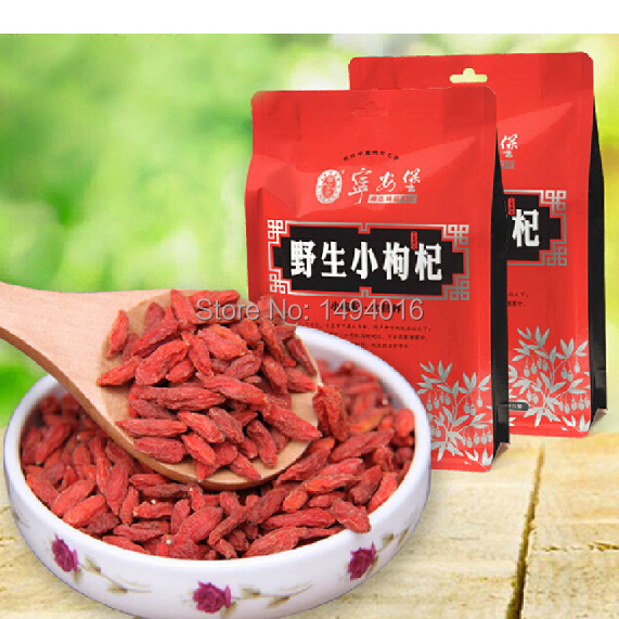 AAAAA Natural Dried new Goji Berries, ningxia Organic Berry 500g for Weight Loss Governance sperm loss impotence Herbal tea