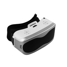 V2 2K HD VR all-in-one HDMI input 3D HD theater panoramic VR glasses virtual reality game helmet
