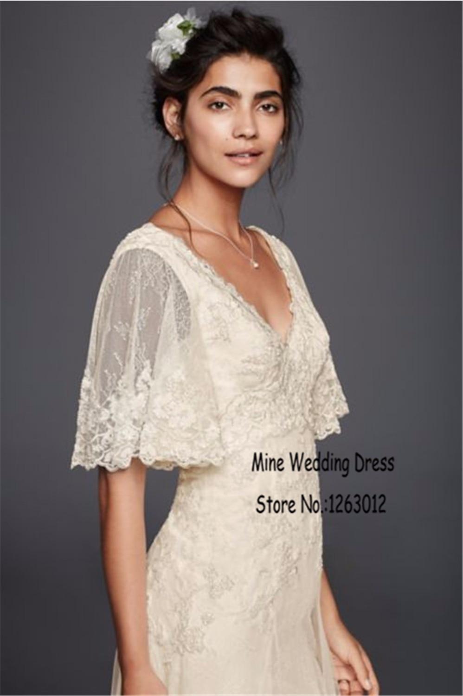 wedding dress trends spring part i bell sleeve wedding dress delphine manivet mariee pagan bride looks jonas