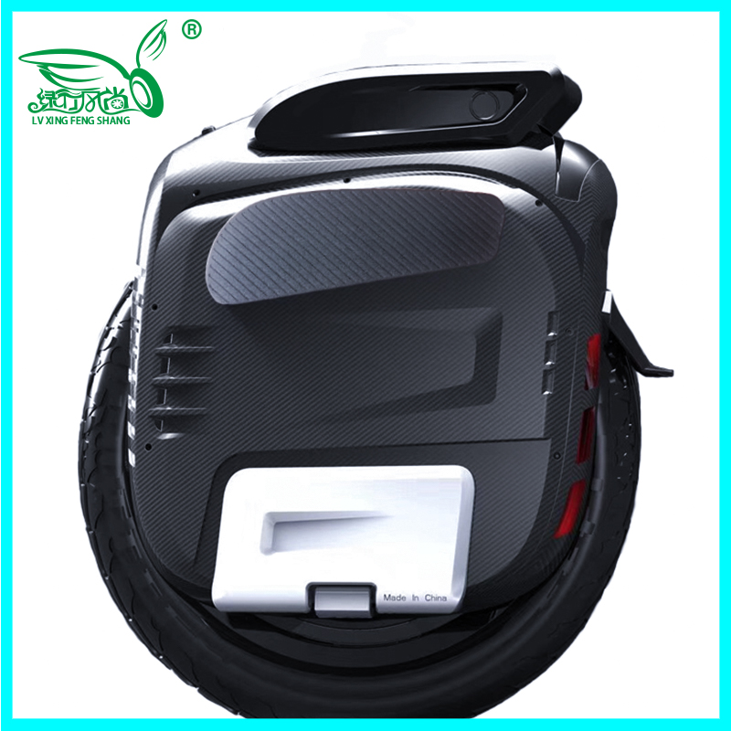2019 Newest Gotway Msuper X 19inch Electric unicycle,self-balancing scooter one wheel 1600WH 2000W,Newest motherboard,high power