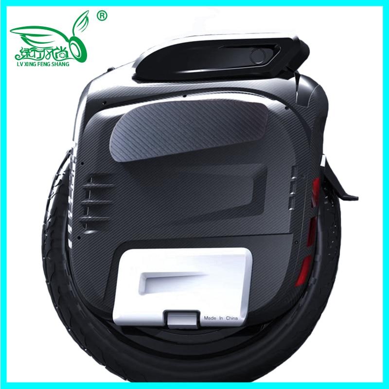 2019 plus récent monocycle électrique Gotway Msuper X 19 pouces, auto-équilibrage scooter une roue 1600WH 2000 W, nouvelle carte mère, haute puissance