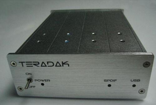 Nouveau TeraDak V2.6D USB DAC TDA1543 NOS DAC 26D 96 k/24bit