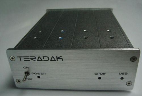 YENI TeraDak V2.6D USB DAC TDA1543 NOS DAC 26D 96 k/24bitYENI TeraDak V2.6D USB DAC TDA1543 NOS DAC 26D 96 k/24bit