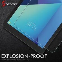 цена на Tempered Glass For Samsung Galaxy Tab S2 9.7 T810 T815 T813N SM-T810 T815 T813 T819N 9.7 inch Screen Protector Protective Film