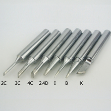 1pcs Lead free 907 Solder Tip welding head core 60w Tip Sleeve Soldering iron tips repair for NO.907T 905E MT 3927 Accessories