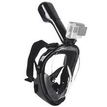 Маска для дайвинга, маска для подводного плавания, анти-туман, маска для подводного плавания, для женщин и мужчин, для плавания, для дайвинга, снаряжение для мужчин