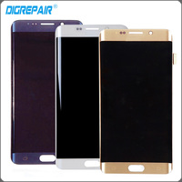 New For Samsung Galaxy S6 Edge Plus SM-G928F LCD Display Touch Screen Digitizer Assembly Replacement Part Free Shipping