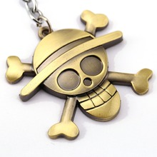 One Piece's Logo Keychain