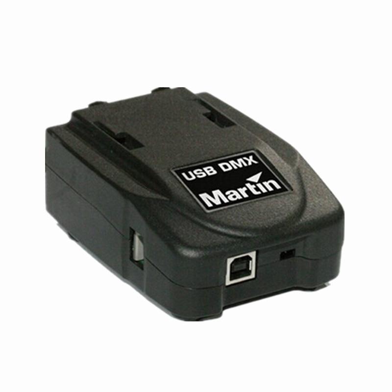moda 3 pin dmx martin 1024ch controlador usb luz jokcey para mover a cabeca de iluminacao