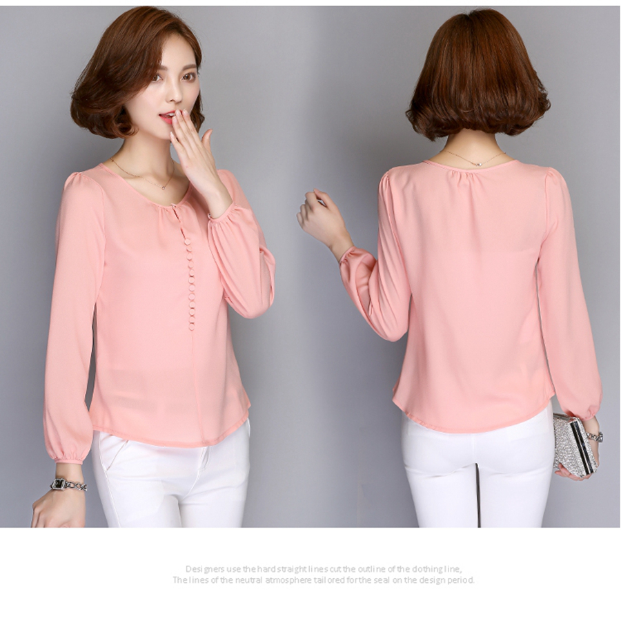 long sleeve blouse shirt women (10)