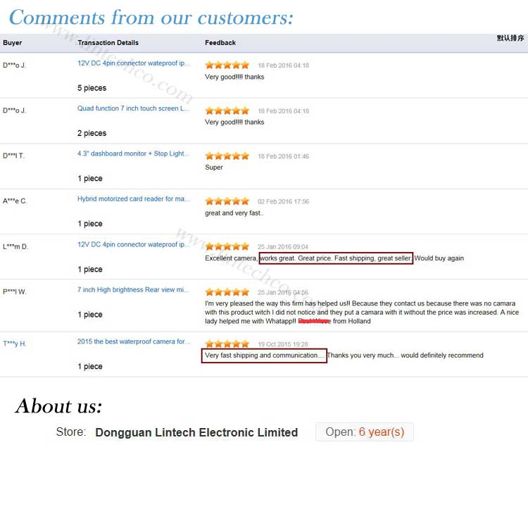 comments-from-customers