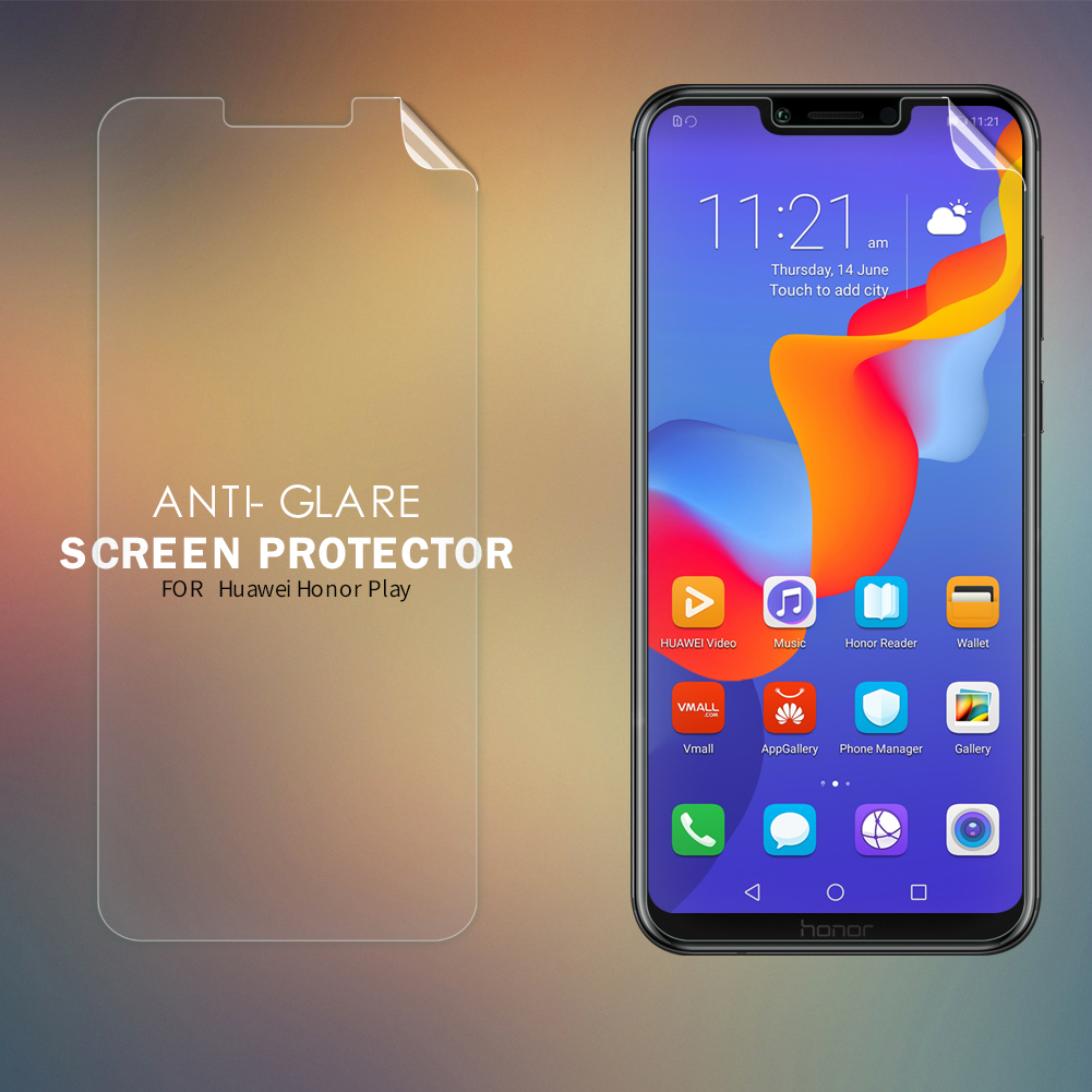 2 pcs/lot NILLKIN screen protector for Huawei Honor Play
