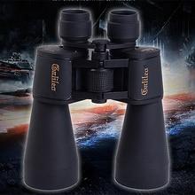 Бинокъл Галилео 40x70 Телескоп Открит Къмпинг Лов Военна Стандартна Класа HD Бинокъл Анти-мъгла HD очила