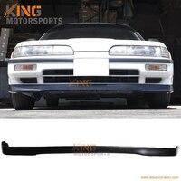 For 90 91 Acura Integra 3Dr 4Dr T R Front Bumper Lip Spoiler Bodykit PU