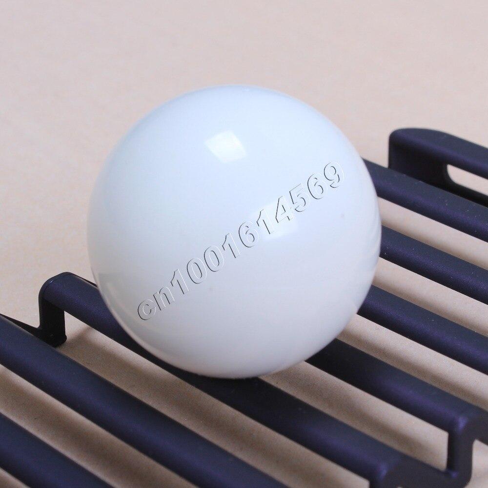 35mm Arcade Sanwa Ball Top Handle For SANWA JLF-TP-8YT , SEIMITSU LS-32 Joystick To Raspberry PI 1 2 3 Retropie 3B Project White