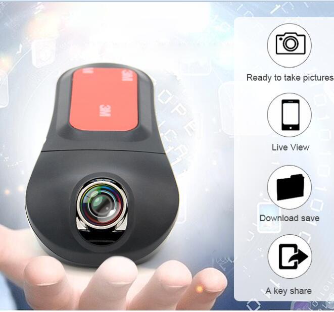 New Arrival Novatek 96655 Wifi Wireless Car DVR Camera Video Recorder APP Manipulation FHD 1080p dvrs Dash Cam Registrator junsun car dvr camera video recorder wifi app manipulation full hd 1080p novatek 96655 imx 322 dash cam registrator black box