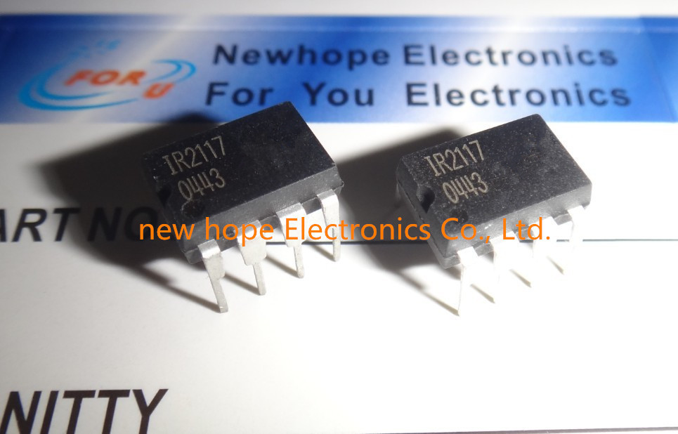 new hope IR2117 IR2117PBF DIP8-in Integrated Circuits from Electronic Components & Supplies    1