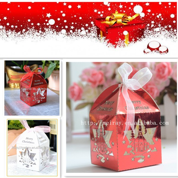 100pcslot cheap bulk christmas gifts best selling christmas items christmas decoration made in china favor box in gift bags wrapping supplies from home