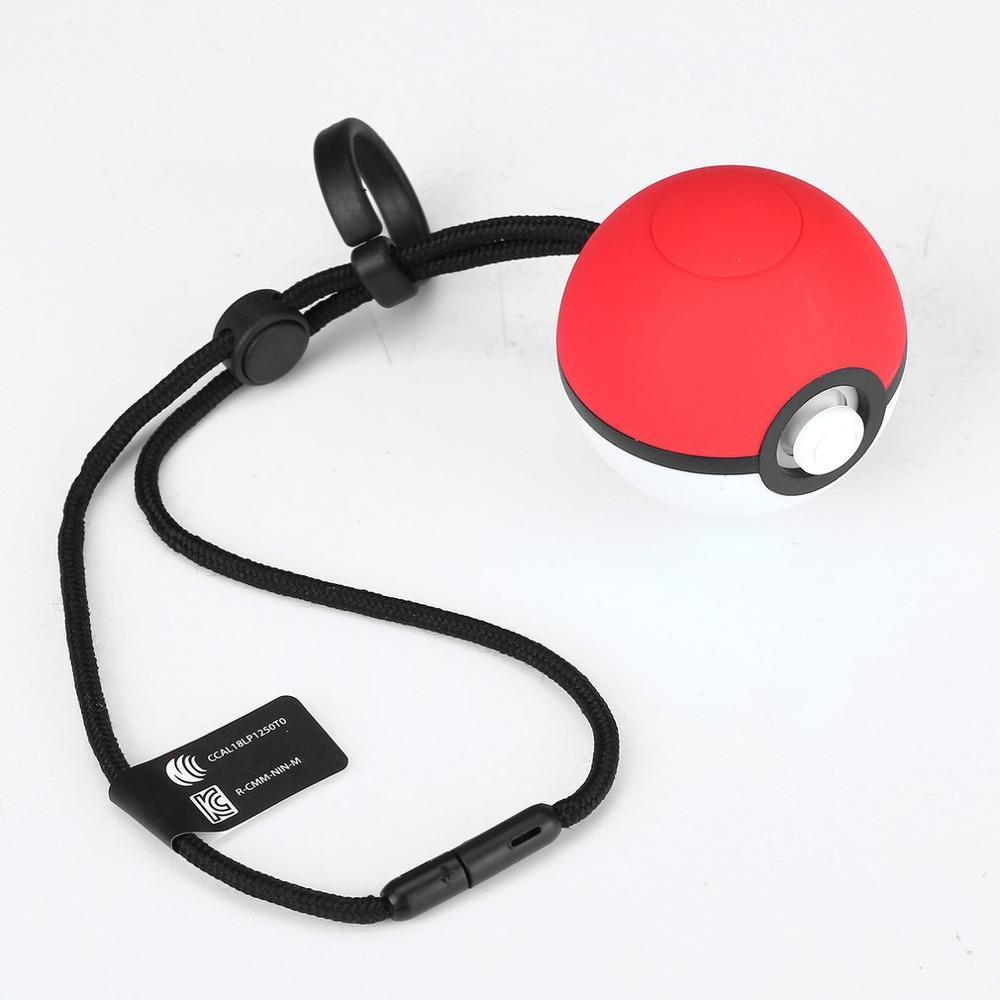 Durable GO Plus pour Pokeball BALL elfe balle contrôleur jeu jouet Pickachu et Evee pour nessa Switch rouge bleu