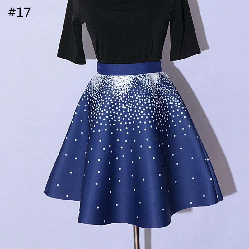 high waist skirt 19