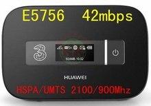 42mbps huawei E5756 unlocked HUAWEI E5756s 2 3g WIFI Router HSPA UMTS wcdma wifi dongle mobile